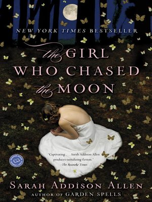 Click this cover for a(n) eBook sample of The Girl Who Chased the Moon