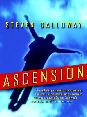 Click this cover for a(n) eBook sample of Ascension.