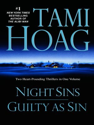 Click this cover for a(n) eBook sample of Night Sins/Guilty as Sin