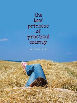 Click this cover for a(n) eBook sample of The Beef Princess of Practical County.