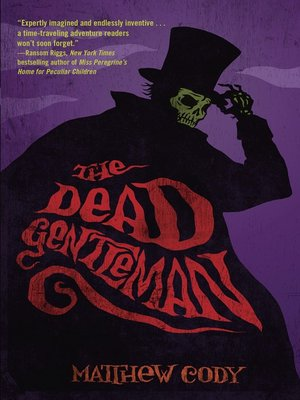 Click this cover for a(n) eBook sample of The Dead Gentleman