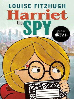 Click this cover for a(n) eBook sample of Harriet the Spy.