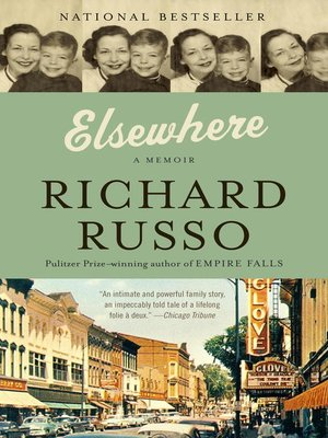 Click this cover for a(n) eBook sample of Elsewhere.