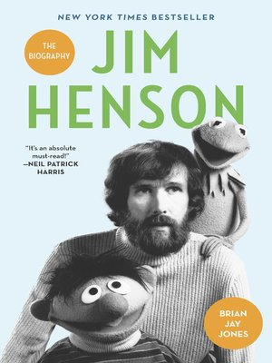 Click this cover for a(n) eBook sample of Jim Henson