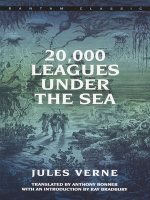 Click this cover for a(n) eBook sample of 20,000 Leagues Under the Sea