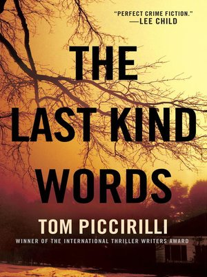 Cover of The Last Kind Words