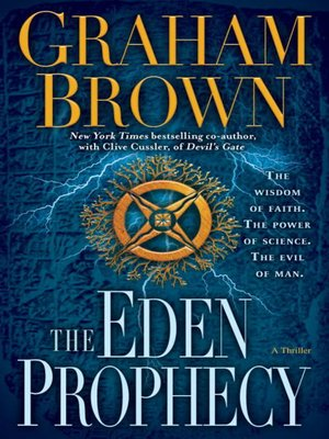 Cover of The Eden Prophecy