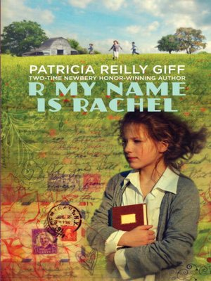 Cover of R My Name Is Rachel