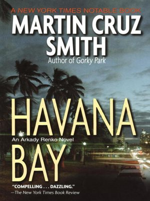 Click this cover for a(n) eBook sample of Havana Bay.