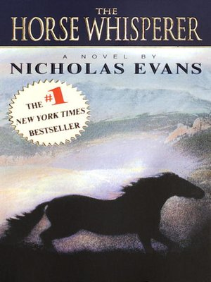 Click this cover for a(n) eBook sample of The Horse Whisperer