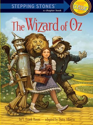 Click this cover for a(n) eBook sample of The Wizard of Oz.
