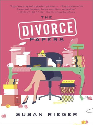 Click this cover for a(n) eBook sample of The Divorce Papers.