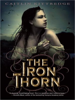 Click this cover for a(n) eBook sample of The Iron Thorn.