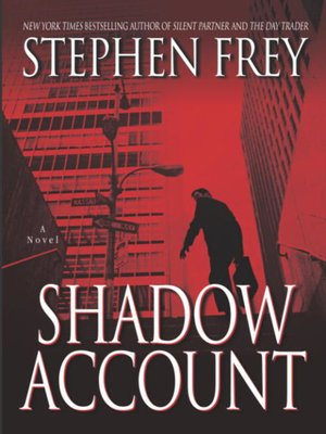 Click this cover for a(n) eBook sample of Shadow Account