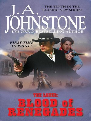 Cover of The Blood of Renegades