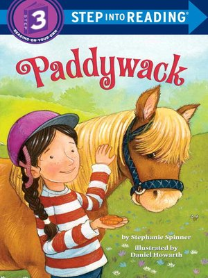 Click this cover for a(n) eBook sample of Paddywack.