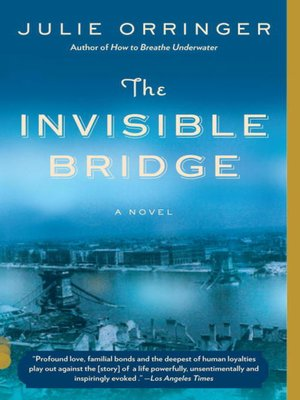 Click this cover for a(n) eBook sample of The Invisible Bridge.