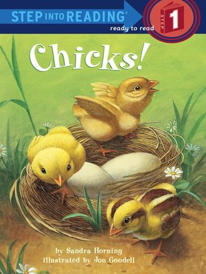 Click this cover for a(n) eBook sample of Chicks!.