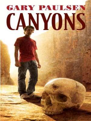 Click this cover for a(n) eBook sample of Canyons.