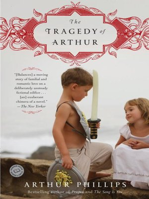 Click this cover for a(n) eBook sample of The Tragedy of Arthur