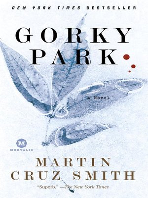 Click this cover for a(n) eBook sample of Gorky Park.