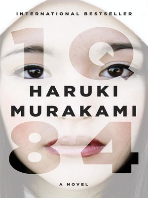 Click this cover for a(n) eBook sample of 1Q84.