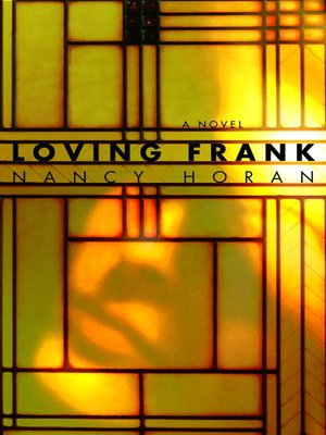 Click this cover for a(n) eBook sample of Loving Frank.