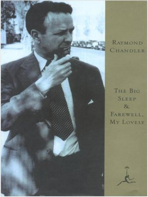 Click this cover for a(n) eBook sample of The Big Sleep & Farewell, My Lovely