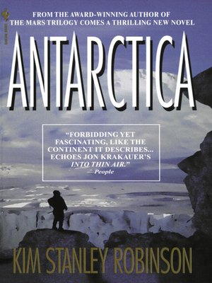 Cover of Antarctica