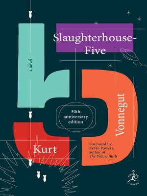 Click this cover for a(n) eBook sample of Slaughterhouse-Five.