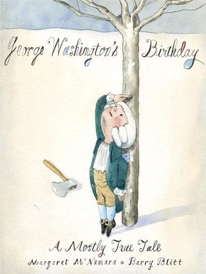 Cover of George Washington's Birthday