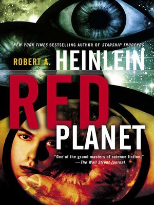 Click this cover for a(n) eBook sample of Red Planet