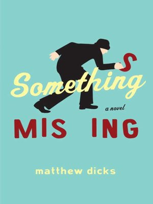 Click this cover for a(n) eBook sample of Something Missing