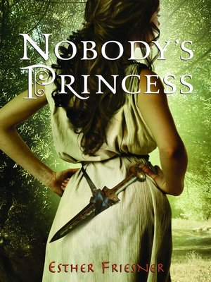 Click this cover for a(n) eBook sample of Nobody's Princess