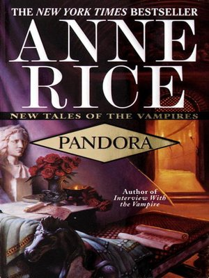 Click this cover for a(n) eBook sample of Pandora.