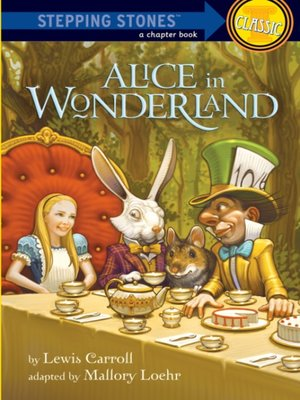 Click this cover for a(n) eBook sample of Alice in Wonderland.