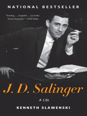 Click this cover for a(n) eBook sample of J. D. Salinger.