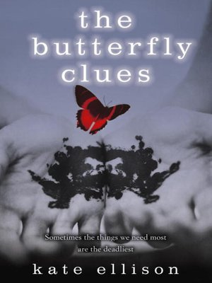 Click this cover for a(n) eBook sample of The Butterfly Clues.