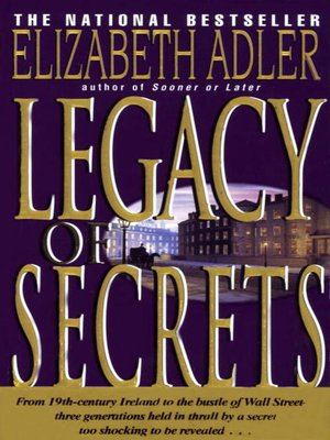 Click this cover for a(n) eBook sample of Legacy of Secrets.