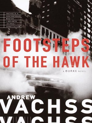 Click this cover for a(n) eBook sample of Footsteps of the Hawk