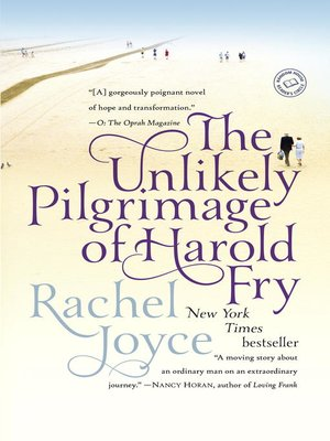 Click this cover for a(n) eBook sample of The Unlikely Pilgrimage of Harold Fry.