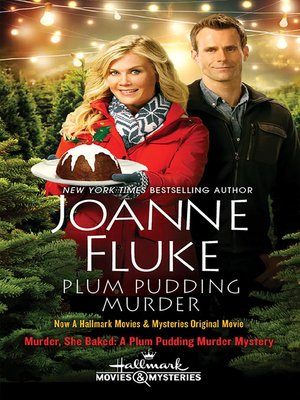 Cover of Plum Pudding Murder