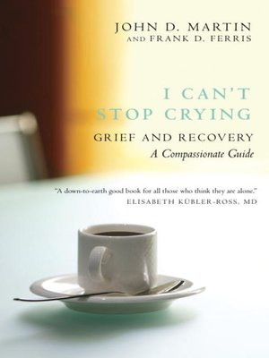 Click this cover for a(n) eBook sample of I Can't Stop Crying