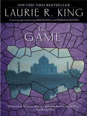 Click this cover for a(n) eBook sample of The Game.