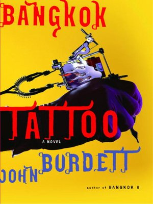 Click this cover for a(n) eBook sample of Bangkok Tattoo
