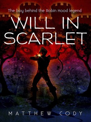 Click this cover for a(n) eBook sample of Will in Scarlet