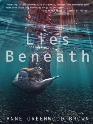 Click this cover for a(n) eBook sample of Lies Beneath