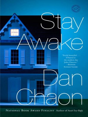 Click this cover for a(n) eBook sample of Stay Awake.