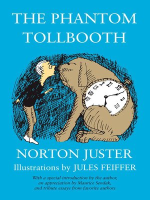 Click this cover for a(n) eBook sample of The Phantom Tollbooth.