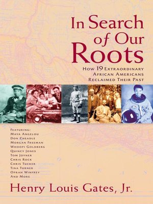Click this cover for a(n) eBook sample of In Search of Our Roots.